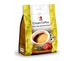 Кафе със сметана  и с екстракт от гъбата рейши
