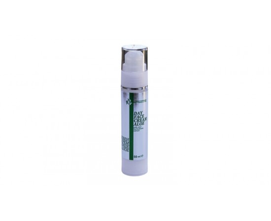 Билков крем за лице с алое и масло от жожоба 50 мл  Airless опаковка