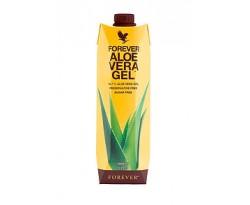 Алое вера гел за пиене 99,7% чист гел от вътрешността на листата 1 литър