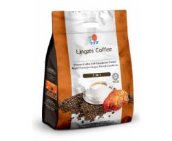 Лингжи кафе 3 в 1 с екстракт от гъбата рейши  20 пакетчета х 21 гр